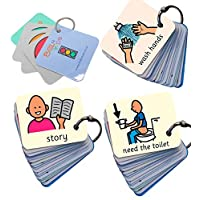 BSL for Kids Visual Communication Cards Pack - (Autism / AAC / ASD / SEN) Special Needs Visual Aid Resource