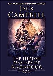 The Hidden Masters of Marandur (The Pillars of Reality Book 2) (English Edition)