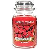 Yankee Candle Sweet Strawberry Large Jar