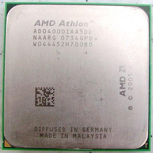AMD Athlon64 X2 4000 (2.1GHz) Prozessor Sockel AM2 ADO4000IAA5DD-OEM