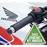 Moto R & G Racing chauffée Grips hg000122C UK