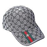 Baseballmütze, Karierte Mütze - Outdoor Sonnenblende Hut - Herren Damen Herbstmütze - Fashion Trend Grauer Hut