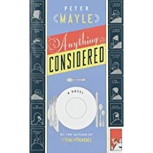 Anything Considered by Peter Mayle (1996-05-28)