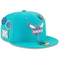 New Era NBA CHARLOTTE HORNETS Authentic 2018 Draft 9FIFTY Snapback Cap 33ab2d277da8