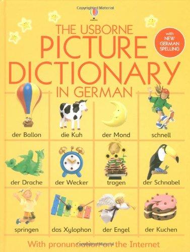 Usborne Picture Dictionary in German PDF Books