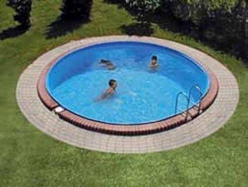 Preisvergleich Produktbild Pool interrata Rund Durchm. 6x 1,50H komplett mit Zubehör