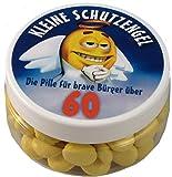 Kleine Schutzengel - Pillen zum 60. Geburtstag