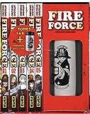 Fire Force : Coffret Tomes 1 à 5 : Avec un thermos