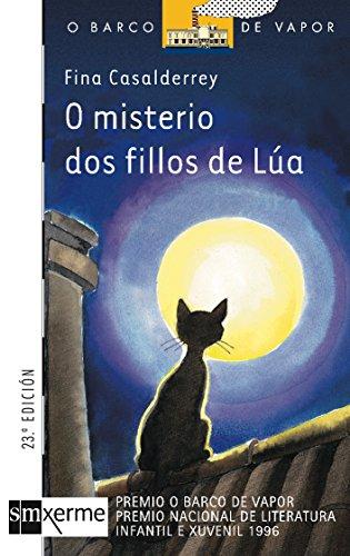 O misterio dos fillos de Lúa (El Barco de Vapor Naranja) por Fina Casaderrey