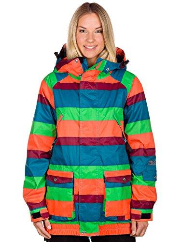 Nikita Veste Ski Meron Multicolore