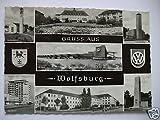 AK Wolfsburg Volkswagen 1961 VW