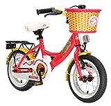 Bike * Star 30.5cm (12INCH) Kids Children Bike Bicycle–Colour Lilac & White