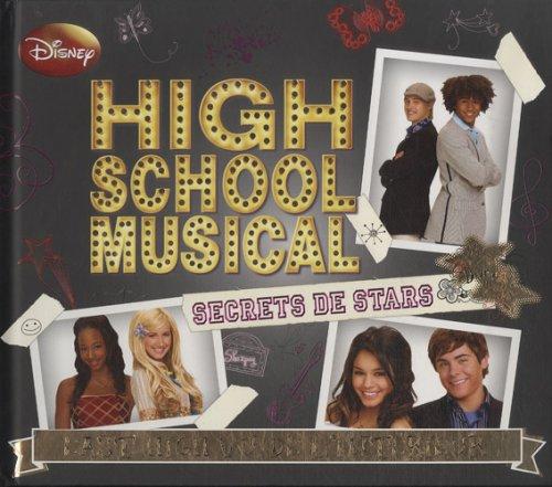 High School Musical : Secrets de star par Hachette Jeunesse