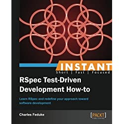 Instant RSpec Test - Driven Development How-to