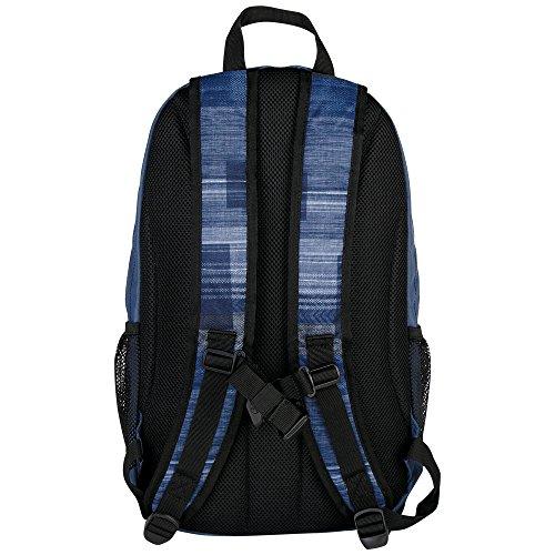 Chiemsee Unisex Techpack Two Rucksack Blau (Keen Blue)