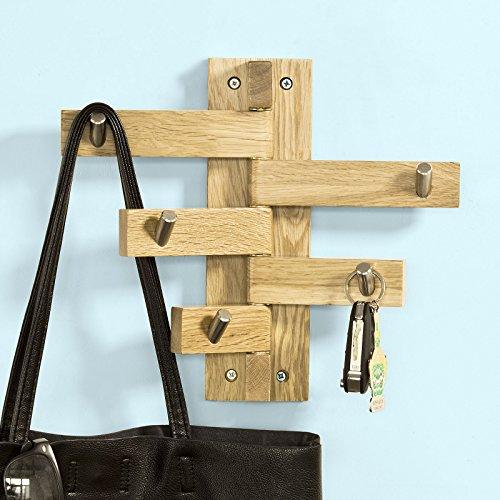 SoBuy® Armario para llaves, estantes de pared, FRG102-N,ES