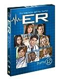 ER - Emergency Room, Staffel 12 [3 DVDs] - Mit Goran Vijsnic, Maura Tierney, Mekhi Phifer, Laura Innes, Parminder Nagra