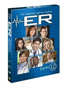 ER - Emergency Room, Staffel 12 [3 DVDs]