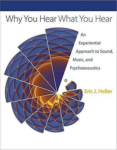 [Why You Hear What You Hear: An Experiential Approach to Sound, Music, and Psychoacoustics] (By: Eric Johnson Heller) [published: January, 2013]