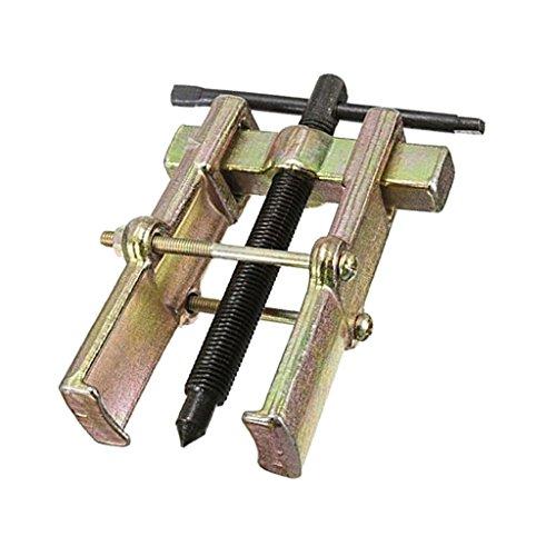 Dolity Zwei Kiefer 2 Beine Lager Zahnrad Nabenabzieher Entferner Handwerkzeug Entfernung Werkzeug - 150 mm