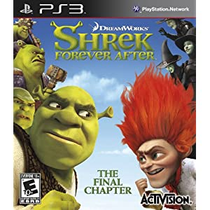 Shrek Forever After – Playstation 3