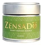 Zensado® | CLASSIC | Bio Matcha Tee | Finest Matcha Essence |30g