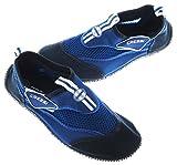 Cressi - Reef - Chaussures de Plage - Mixte Adulte - Bleu (Azur) - Taille: 39