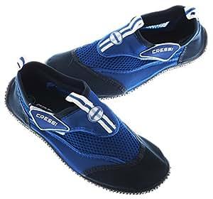 Cressi Men's Reef Swimming Beach Shoes , Blue, Size : EU 36 , UK 4