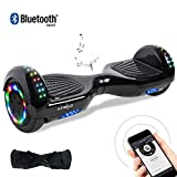 "BEBK Hoverboard, 6.5"" Self Balance Scooter mit 2 * 250W Motor, LED Lights Elektro Scooter (125)"