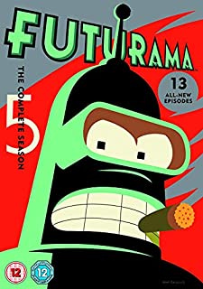 Futurama: Season 5 [DVD] [NTSC] (B005N8095U) | Amazon price tracker / tracking, Amazon price history charts, Amazon price watches, Amazon price drop alerts