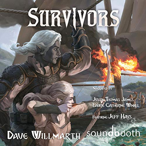 Survivors: Dark Elf Chronicles, Book 2