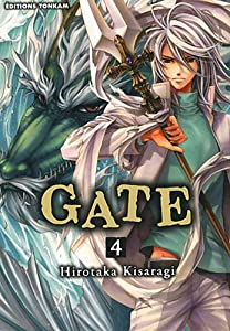 Gate Edition simple Tome 4