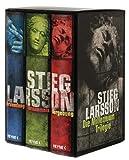 Die Millennium Trilogie: Verblendung - Verdammnis - Vergebung - Stieg Larsson