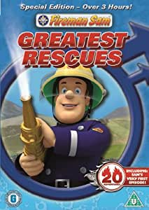 Fireman Sam - Sam's Greatest Rescues [DVD] [2011]