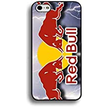 Case Housse iPhone 6/iPhone 6S(4.7inch) Red Bull Funda Housse pour iPhone 6/iPhone 6S(4.7inch)