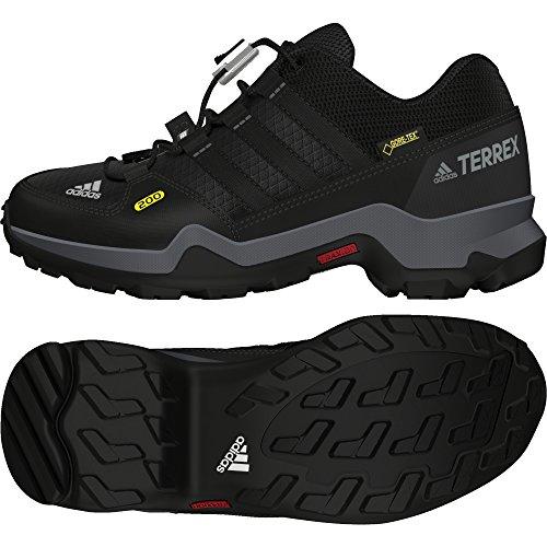 adidas Terrex GTX K, Zapatillas de Cross Unisex Niños, Negro Core Black/Vista Grey S15, 36 2/3 EU