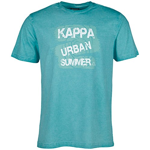 Kappa-Maglietta Wim a maniche corte, Uomo, Wim T-Shirt Short Sleeve, ceramica, XXL