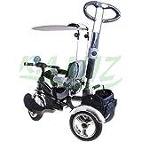 Triciclo Triciclo Deporte KR03 AIR a partir de 1 - 5 anos - triciclo de ninos - Primera bici - bicicleta de los ninos - Bicicleta de bebé - Ninos vehículos - Grafito