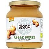 Biona 350g De Puré De Manzana Orgánica (Paquete de 6)