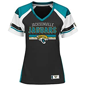 jacksonville jaguars women 39 s majestic nfl draft me. Black Bedroom Furniture Sets. Home Design Ideas