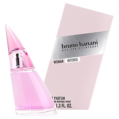 bruno banani Woman Eau de Parfum Natural Spray,1er Pack (1 x 40 ml)