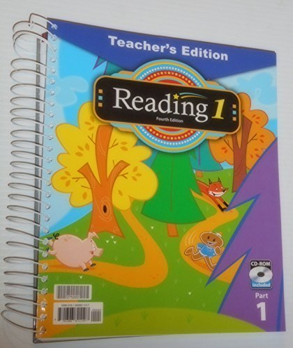 Reading Teacher Book with CD Grade 1 4th Edition