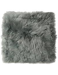Sitzkissen aus bestem Lammfell hochwollig