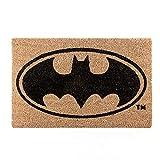 Fußmatte mit dem Logo Batman–Teppich Eingang