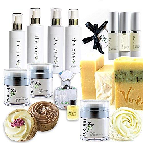 Luxe Naturel skin-hair-body-soap-perfume Coffret cadeau