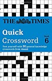 The Times Quick Crossword Book 6