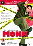 Monk - Season 2 - Complete [DVD]
