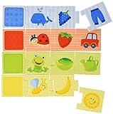 Haba 300418 - Zuordnungsspiel - Alle meine Farben