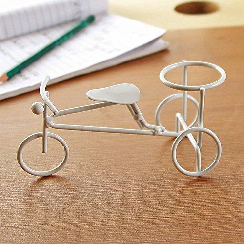 EQLEF® Mini ferro della bici del metallo degli ornamenti della bicicletta per la decorazione domestica