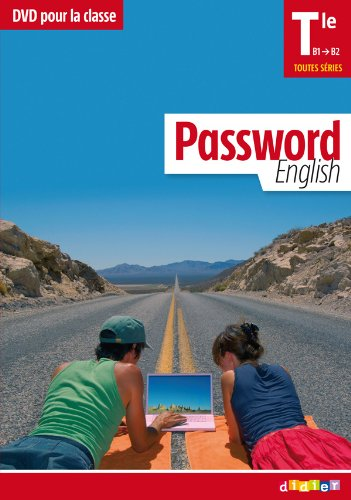 Password English Tle - DVD classe